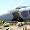 Avro Vulcan B 2 nose lf