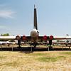 Avro Vulcan B 2 rear