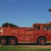 American LaFrance Type O-11B Fire Truck side rt