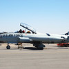 Canadair 1954 T-33AN Silver Star 3 side lf