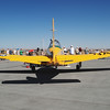 Beechcraft T34B Mentor rear