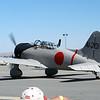 Vultee BT-15 N67629 modified to look like Aichi D3A Val for Tora! Tora! Tora! AI-201 rr lf