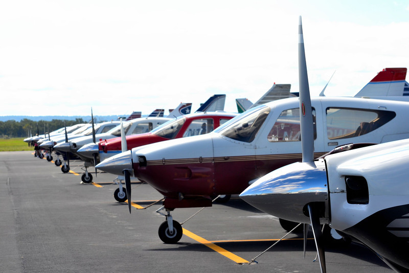 The Flight Line