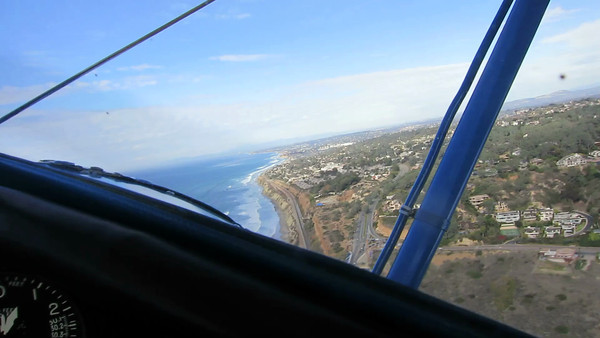 Over Del Mar, CA