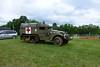 World War II  M3  Medical Half Track.
