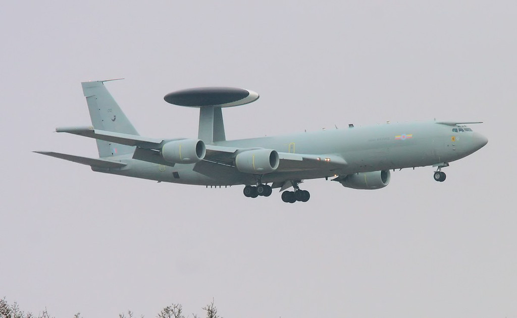 E-3D Sentry ZH102.<br /> By Correne Calow.