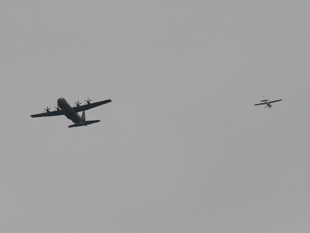 RAF Hercules C4, ZH870<br /> By Graham Vlacho.