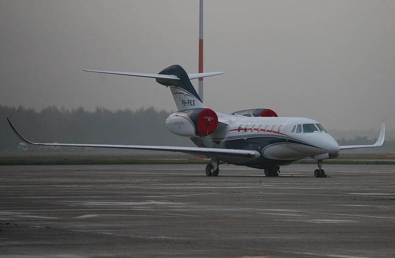 Cessna 750 Citation X  PH-PKX<br /> By Correne Calow.