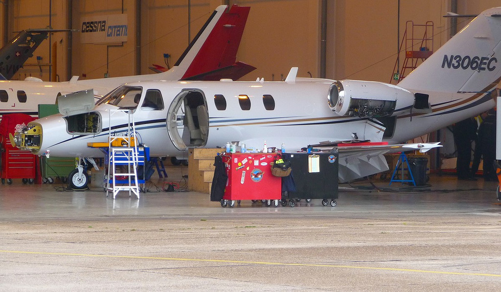 Cessna 525 Citationjet N306EC (ex- G-CITJ)<br /> By Correne Calow.