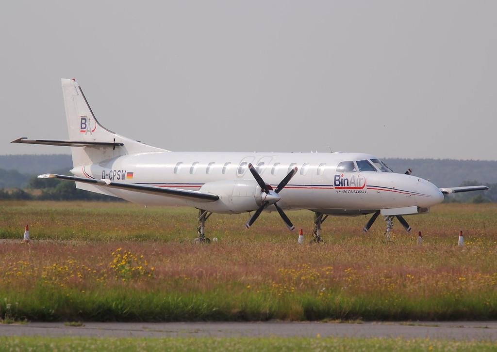 BinAir Swearingen SA-227AC Metro III, D-CPSW<br /> By Correne Calow.