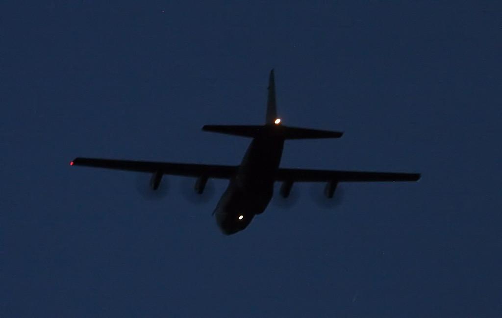 C-130J Hercules C5, ZH889.<br /> By Jim Calow.