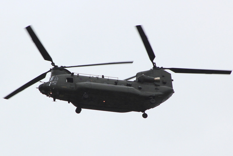 Chinook<br /> By Clive Featherstone.