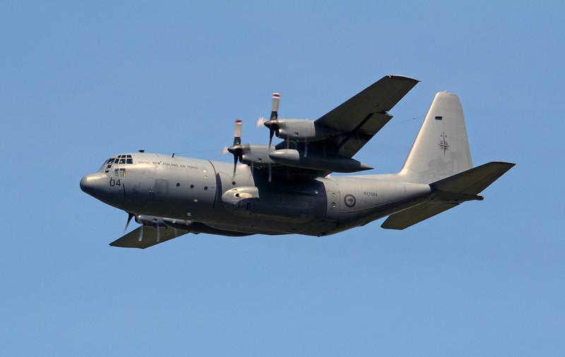 NZ7004 RNZAF C-130H