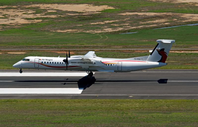 P2-PXU AIR NIUGINI DASH-8-Q400