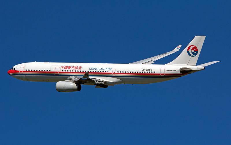 B-6095 CHINA EASTERN A330-200