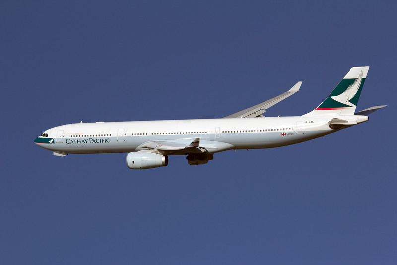 B-LAL CATHAY PACIFIC A330-300