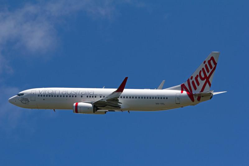 VH-YFL VIRGIN B737-800