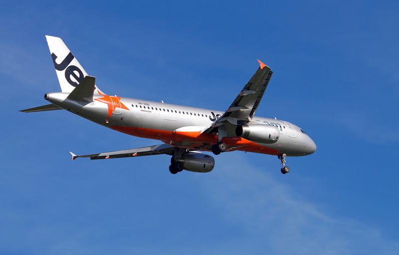 VH-VGD JETSTAR A320