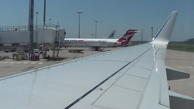 Virgin B737-800 Cairns to Sydney