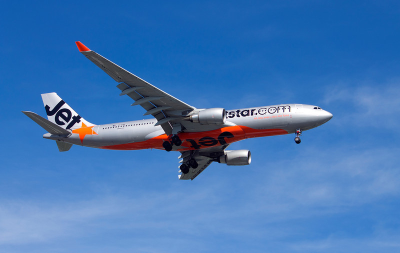 VH-EBR JETSTAR A330-200