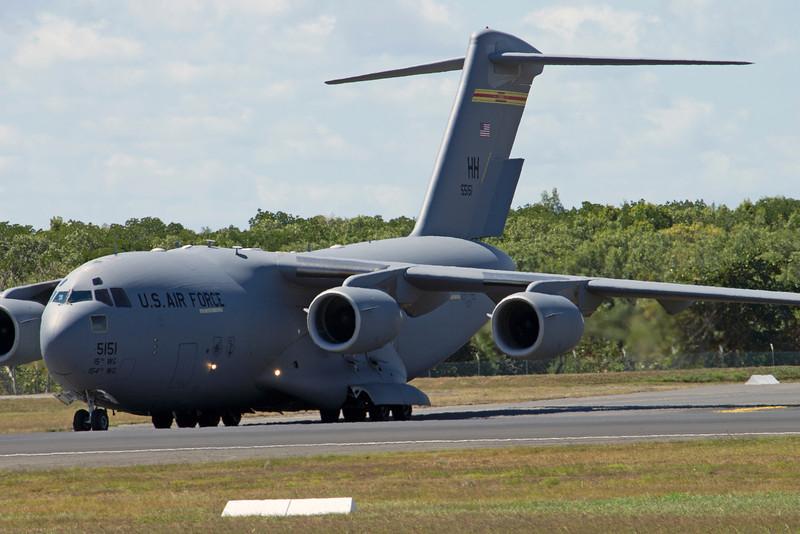 05-5151 USAF C17