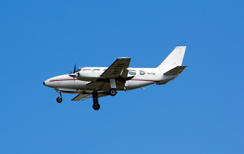 VH-TXK FLIGHTECH PIPER PA-31