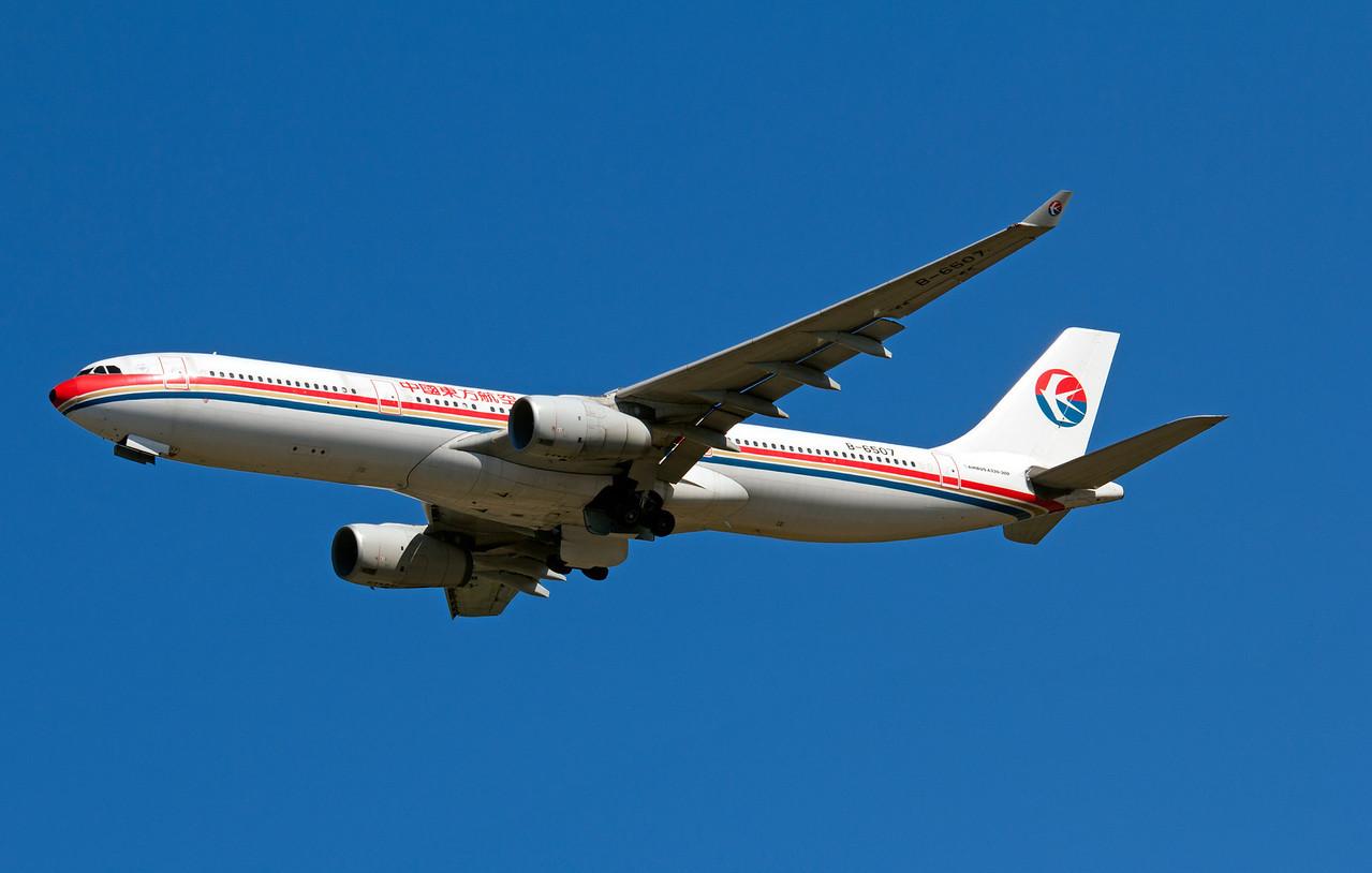 B-6507 CHINA EASTERN A330-200