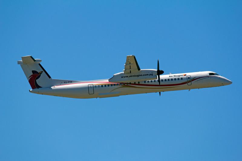 P2-PXS AIR NIUGINI DASH-8-Q400
