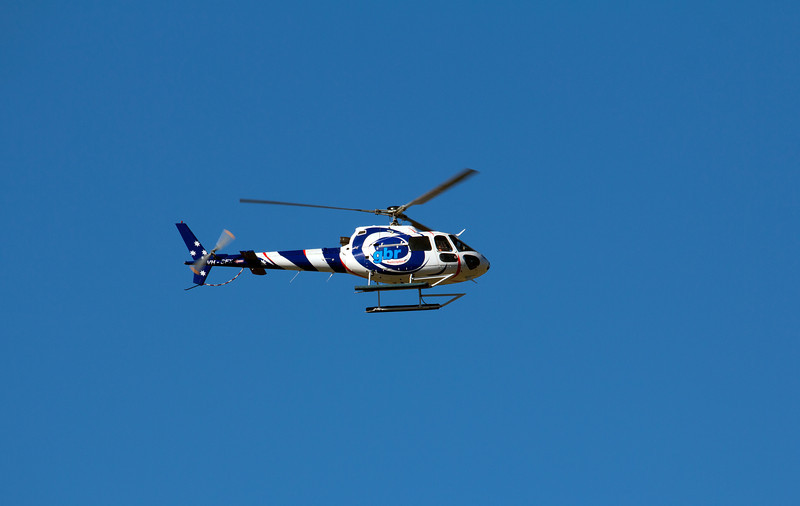 VH-SFX BARRIER REEF HELICOPTERS AS350B
