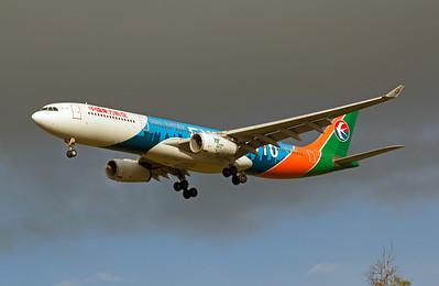 B-6100 CHINA EASTERN A330-300