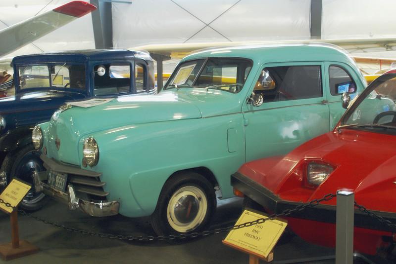 Crosley 1950 Model CD sedan ft lf