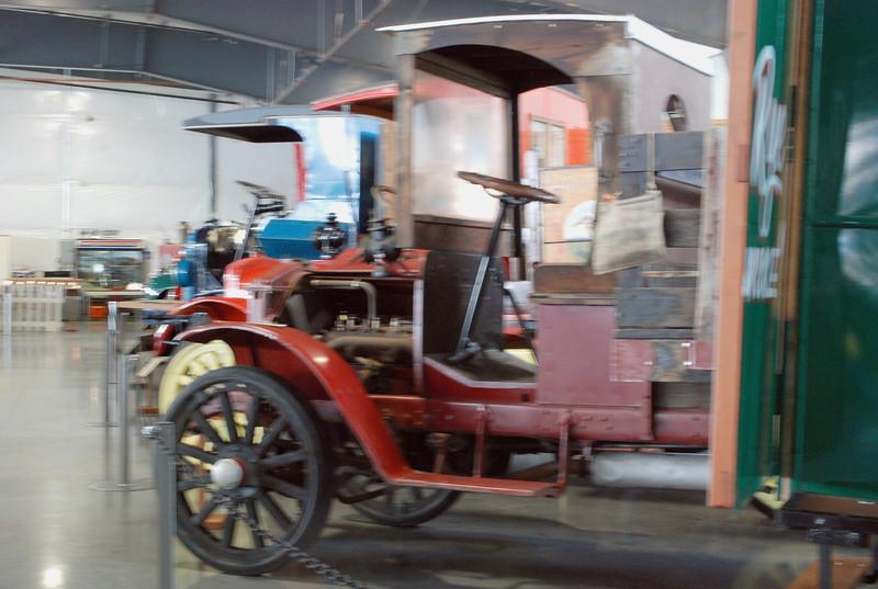 Federal 1917 cab side lf