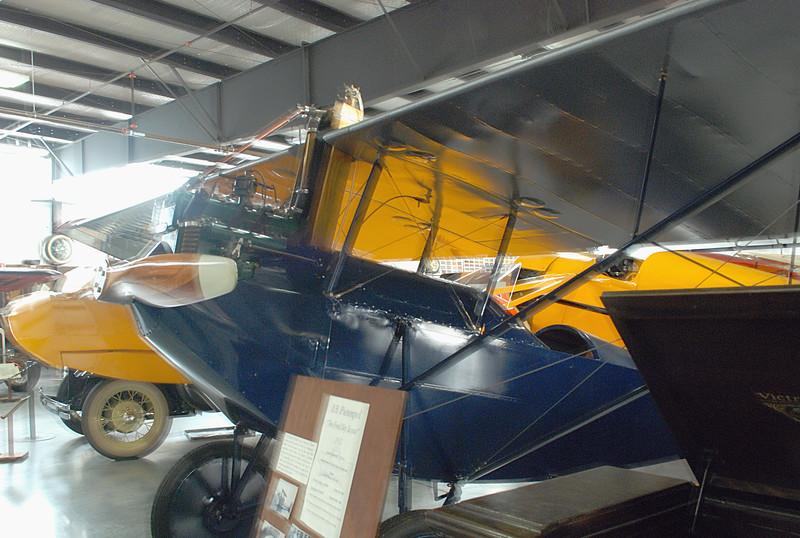 Pietenpol 1932 Sky Scout ft lf 3_4