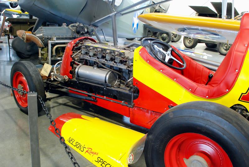 Sprint Car 1940s Nelson Ranger Special rr lf