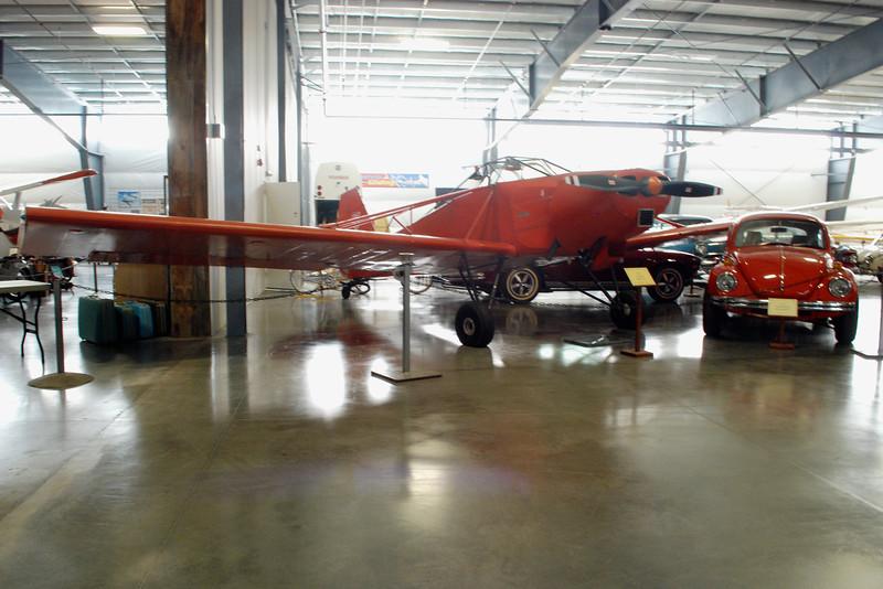 Callair 1959 Model A-6 ft rt