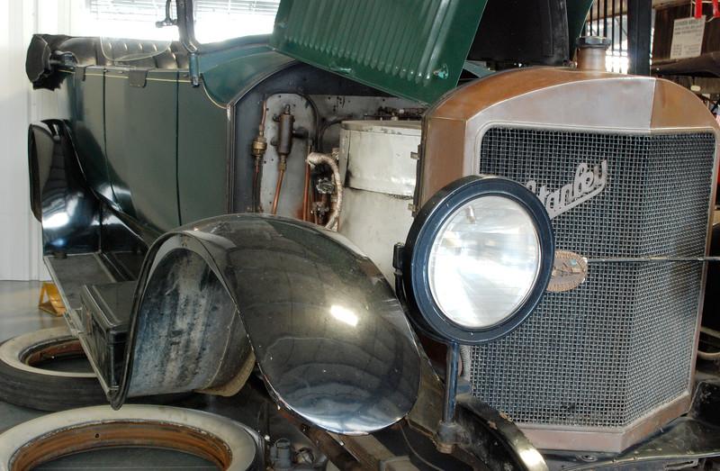 Stanley 1918 Model 735B ft rt