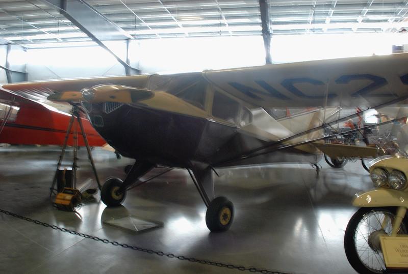 Taylorcraft 1941 BC12-65 ft lf