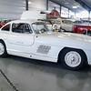 Mercedes Benz 1955 300SL Clark Gable car