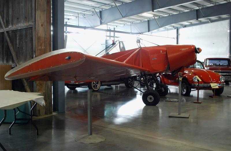 Callair 1959 Model A-6 side rt
