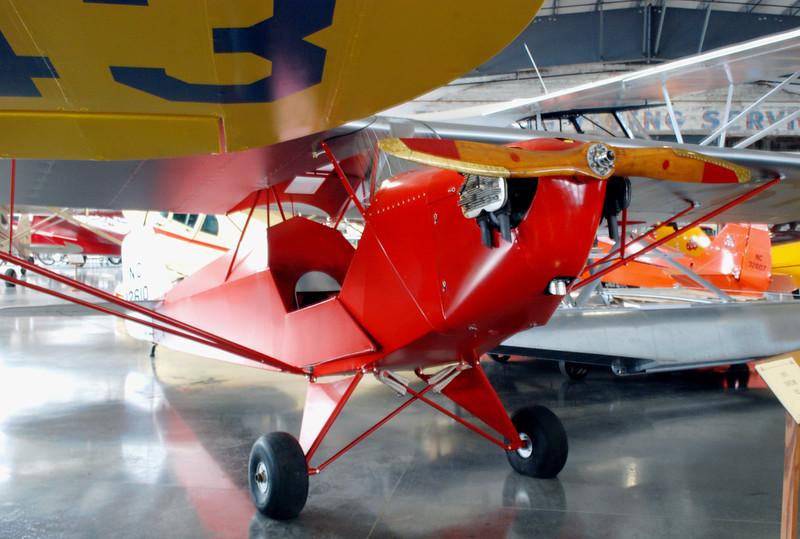 Taylor 1931 E2 Cub ft rt