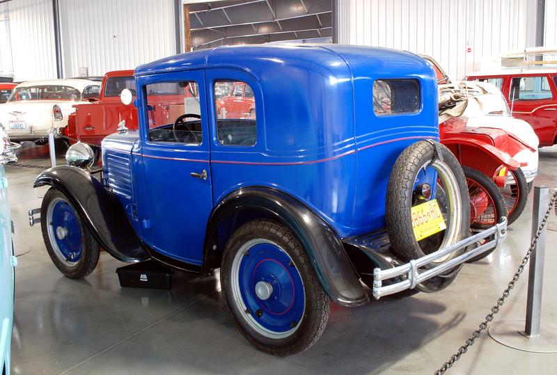 American Austin Bantam 1930 coupe rr lf