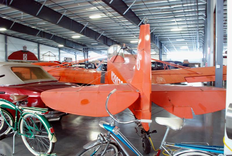 Callair 1959 Model A-6 rear