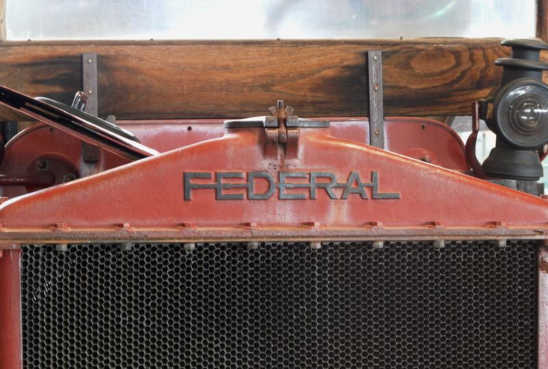 Federal 1917 radiator