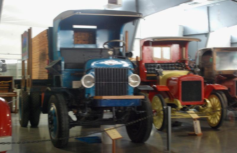 Autocar 1925 ft rt