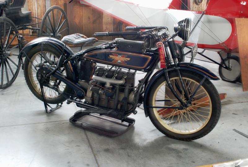 Henderson 1923 Model K deluxe ft rt