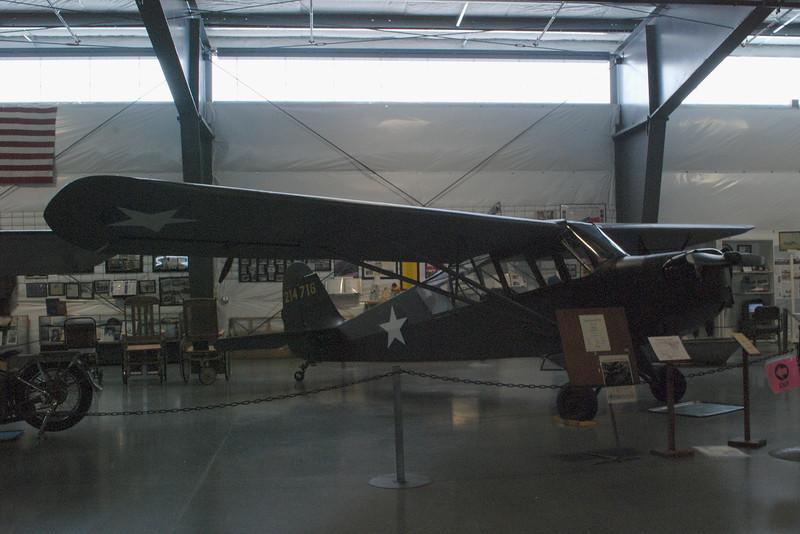 Aeronca 1942 L-3B Grasshopper ft rt