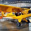 Piper 1940 J3 Cub ft rt