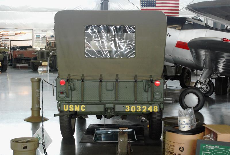 AMC M422 Mighty Mite rear