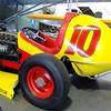 Sprint Car 1940s Nelson Ranger Special rr lf closeup