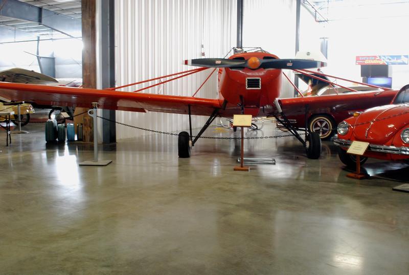 Callair 1959 Model A-6 front